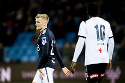 October 14, 2017 - Drammen, NORWAY - 171014 Eirik Ulland Andersen of StrÂ¿msgodset during the Eliteserien match between StrÂ¿msgodset and Odd on October 14, 2017 in Drammen..Photo: Jon Olav Nesvold / BILDBYRN / kod JE / 160044 (Credit Image: © Jon Olav Nesvold/Bildbyran via ZUMA Wire)
