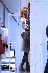 EXCLUSIVE: Daniele Rugani buys an engagement ring for his girlfriend, Michela Persico, from Damiani in Torino. The two reportedly will marry in 2018. 26 Nov 2017 Pictured: Daniele Rugani e Michela Persico fanno shopping a Torino e poi si recano da Damiani per comprare l'anello di fidanzamento per Michela. Photo credit: MEGA TheMegaAgency.com +1 888 505 6342