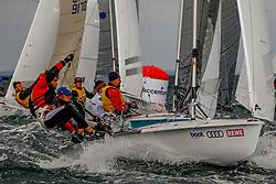 , Kieler Woche 16.06. - 24.06.2018, 505 - FRA 9175 - Philippe BOITE - Mathieu FOUNTAINE - CVSQ
