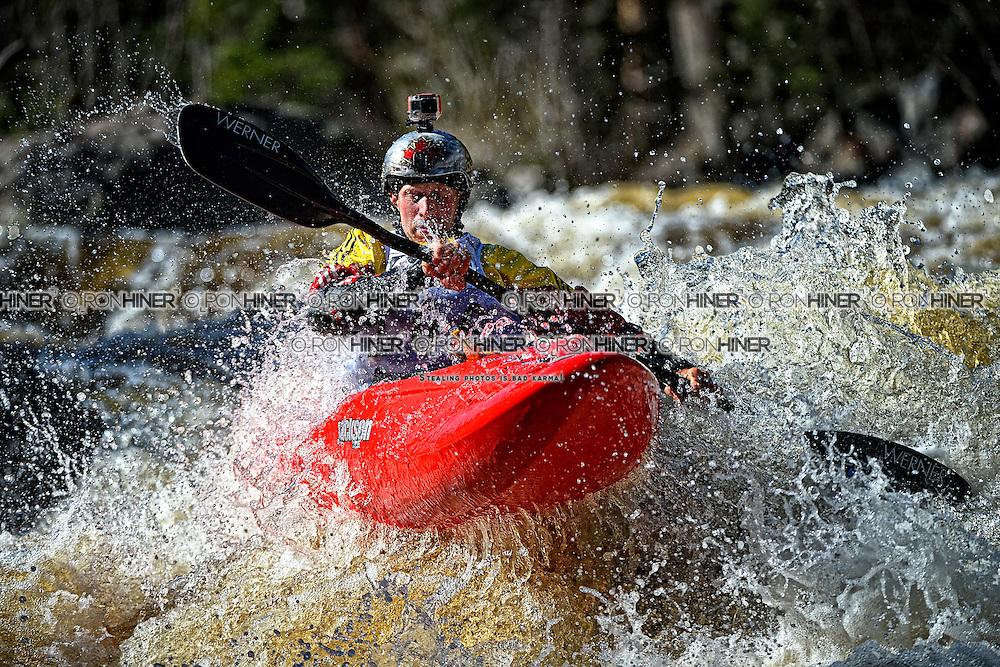 Go Pro Mountain Games Steep Creek Kayak Championship