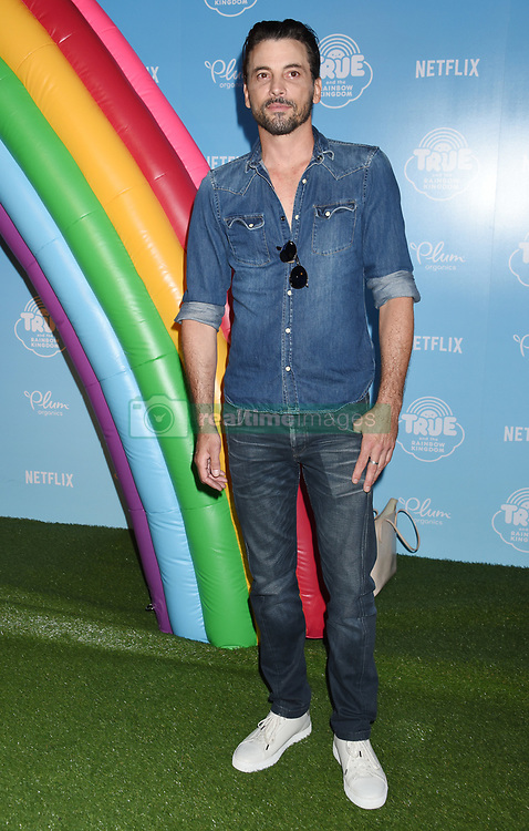 Netflix Original Series 'True And The Rainbow Kingdom' Los Angeles Sneek Peek held at the Pacific Theatres at The Grove. 10 Aug 2017 Pictured: Skeet Ulrich. Photo credit: Janet Gough / AFF-USA.COM / MEGA TheMegaAgency.com +1 888 505 6342