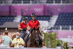 Jung Michael, GER, Fisher Chipmunk FRH, 235<br /> Olympic Games Tokyo 2021<br /> © Hippo Foto - Dirk Caremans<br /> 26/07/2021