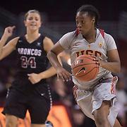 USC Women's Basketball v Santa Clara