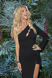 Victoria Silvstedt attend the Alberta Ferretti cruise collection fashion show held at Monaco Yacht Club, Monaco on May 18 , 2109. Photo by ABACAPRESS.COM