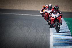 May 6, 2018 - Jerez, France - JORGE LORENZO - SPANISH - DUCATI TEAM - DUCATI (Credit Image: © Panoramic via ZUMA Press)