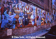 Susquehanna Valley, PA, Mural, Williamsport