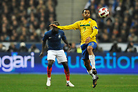 FOOTBALL - FRIENDLY GAME 2010/2011 - FRANCE v BRAZIL - 9/02/2011 - PHOTO GUY JEFFROY / DPPI - ROBINHO (BRA)