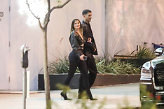 Kylie Jenner is spotted arriving and leaving with a mystery man - 11 June 2020