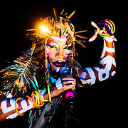 Grace Jones - Trinity Summer Series - Photography by Ruth Medjber @ruthlessimagery