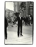 Michael Cranmer-Brown. May morning, Oxford. 1982