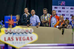 Fuchs Martin, Fuchs Thomas, Kistler Andy, SUI<br /> World Cup Final Jumping - Las Vegas 2015<br /> © Hippo Foto - Dirk Caremans<br /> 19/04/2015