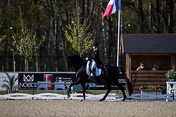 Meulendijks Lotte, NED, Welt Hill<br /> CDI 3* Opglabeek<br /> © Hippo Foto - Dirk Caremans<br />  23/04/2021