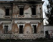 Ex Caserma Rossani occupata, Bari 16 Marzo 2014.  Christian Mantuano / OneShot
