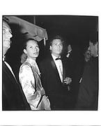 Johnny Depp, Kate Moss, Cartier Dinner, Cannes Film festival 11th May 1997© Copyright Photograph by Dafydd Jones 66 Stockwell Park Rd. London SW9 0DA Tel 020 7733 0108 www.dafjones.com