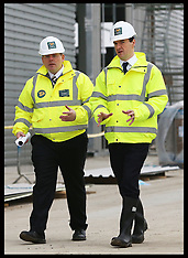 George Osborne visits Travis Perkins 19032015