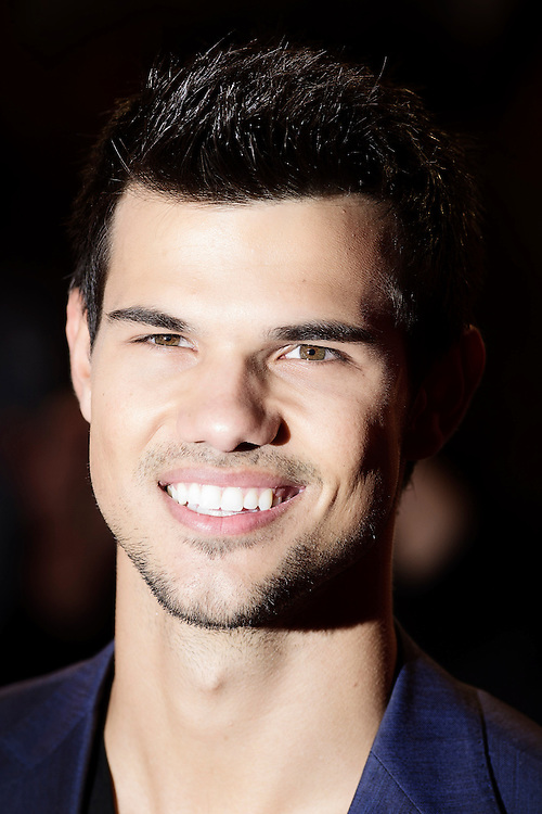"""Taylor Lautner on the red carpet of """"Breaking Dawn"""" Premiere in London, UK on November 14th 2012 ..Photos By Ki Price"""