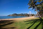 Kalapaki Beach, Nawiliwili Bay,Kauai, Hawaii
