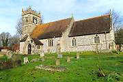 Church of Saint Andrew, Collingbourne Ducis, Savernake parishes, Wiltshire, England, UK