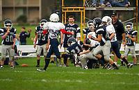 Silver Hawks varsity team versus Bow October 6, 2012.