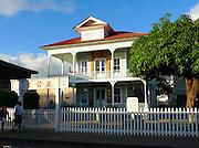 Wo Hing Museum, Front Street, Lahaina, Maui, Hawaii