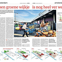 Parool 7 september 2013: Food Center Amsterdam