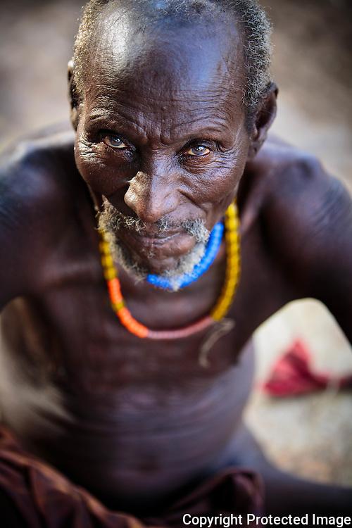 Karo Tribe, Koncho Village, Omo Valley, Ethiopia
