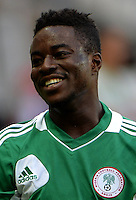 Fifa Brazil 2013 Confederation Cup / Group B Match / <br /> Tahiti vs Nigeria  1-6  ( Mineirao Stadium - Belo Horizonte , Brazil )<br /> Emeka Eze of Nigeria , during the match between Tahiti and Nigeria