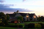 Cumberwell Park Golf Club, Bradford on Avon, Wiltshire. Picture Credit / Phil Inglis