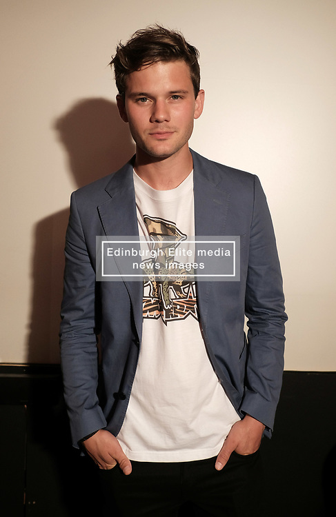 Edinburgh International Film Festival, Thursday 29th June 2017<br /> <br /> THIS BEAUTIFUL FANTASTIC (UK PREMIERE)<br /> <br /> The red carpet was attended by Director Simon Aboud, his wife Mary McCartney (daughter of Sir Paul and Linda McCartney), Actor Jeremy Irvine and producer Christine Alderson <br /> <br /> <br /> <br /> (c) Alex Todd | Edinburgh Elite media