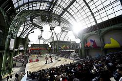 March 16, 2018 - Paris, France, France - Vue Generale du Saut Hermes sous la Nef du Grand Palais (Credit Image: © Panoramic via ZUMA Press)