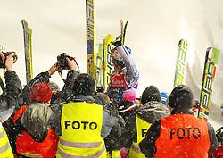 26.03.2011, Wielka Krokiew, Zakopane, POL, Adams Bulls Eye, im Bild  ADAM MALYSZ (POL) during benefit Adama Malysz, Adam's Bull's Eye at Nordic Ski Arena Zakopane Poland on 26/3/2011. EXPA Pictures © 2011, PhotoCredit: EXPA/ Newspix/ Natalia Konarzewska +++++ ATTENTION - FOR AUSTRIA/(AUT), SLOVENIA/(SLO), SERBIA/(SRB), CROATIA/(CRO), SWISS/(SUI) and SWEDEN/(SWE) CLIENT ONLY +++++..