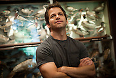 """Director Zack Snyder visits Sanctuary to promote """"Legend of the Guardians"""""""