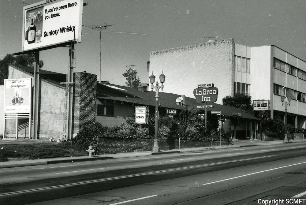 1972 La Brea Inn on La Brea Ave.