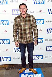 © Licensed to London News Pictures. 26/11/2013, UK. Kirk Norcross, Now Magazine - Christmas party, Sanctum Soho Hotel, London UK, 26 November 2013. Photo credit : Raimondas Kazenas/Piqtured/LNP