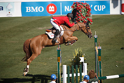 Candele Yann, (CAN), Showgirl <br /> BMO Nations Cup<br /> Spruce Meadows Masters - Calgary 2015<br /> © Hippo Foto - Dirk Caremans<br /> 12/09/15