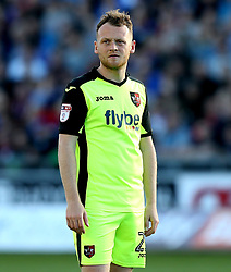 Jake Taylor of Exeter City - Mandatory by-line: Robbie Stephenson/JMP - 14/05/2017 - FOOTBALL - Brunton Park - Carlisle, England - Carlisle United v Exeter City - Sky Bet League Two Play-off Semi-Final 1st Leg