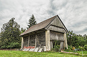 Traditional Warehouse Topak, rural house, Slovenia