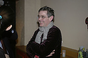 Anthony Murphy, Simon Keeling 50th Birthday. Cabinet War Rooms, Cabinet War Rooms, Clive Steps, King Charles St, W1 23 January 2007.  -DO NOT ARCHIVE-© Copyright Photograph by Dafydd Jones. 248 Clapham Rd. London SW9 0PZ. Tel 0207 820 0771. www.dafjones.com.