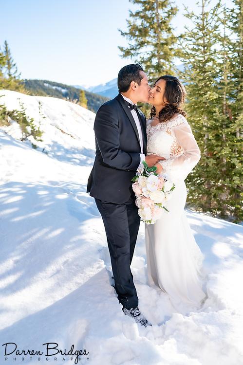 A gorgeous afternoon on Aspen Mountain, Colorado