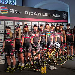 20180314: SLO, Cycling - Cycling clubs BTC City Ljubljana and Ljubljana Gusto Xaurum for season 2018