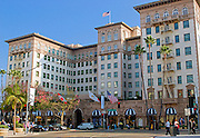 The Beverly Wilshire Hotel in Los Angeles California