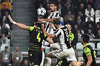 Sami Khedira Juventus <br /> Torino 18-10-2017 Allianz Stadium Football Calcio Champions League Group D Juventus - Sporting CP Foto Andrea Staccioli / Insidefoto