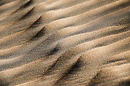 Abstract sand pattern at the sand dunes of Lac Naila.
