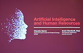 Artificial Intelligence and Human Resources 11/8/2018