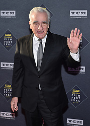 Martin Scorsese attends the opening night of the TCM Classic Film Festival in Los Angeles, CA on April 26, 2018. Photo by Lionel Hahn/ABACAPRESS.COM