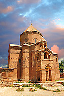 10th century Armenian Orthodox Cathedral of the Holy Cross on Akdamar Island, Lake Van Turkey 66 .<br /> <br /> If you prefer to buy from our ALAMY PHOTO LIBRARY  Collection visit : https://www.alamy.com/portfolio/paul-williams-funkystock/lakevanturkey.html<br /> <br /> Visit our TURKEY PHOTO COLLECTIONS for more photos to download or buy as wall art prints https://funkystock.photoshelter.com/gallery-collection/3f-Pictures-of-Turkey-Turkey-Photos-Images-Fotos/C0000U.hJWkZxAbg