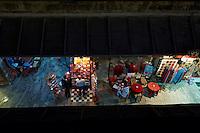 Turquie, Istanbul, centre historique classé Patrimoine Mondial de l'UNESCO, bazar couvert dans le quartier de Sultanahmet // Turkey, Istanbul, cover bazaar, <br /> Sultanahmet neighborhood