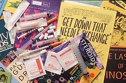 Drugs awareness material,