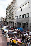 San Telmo market, Buenos Aires, Federal District, Argentina.