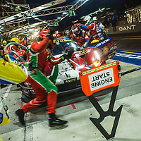 #71, AF Corse Ferrari, Ferrari 488 GTE EVO, LMGTE Pro, driven by: Davide Rigon, Sam Bird, Miguel Molina on 15/06/2019 at the Le Mans 24H 2019